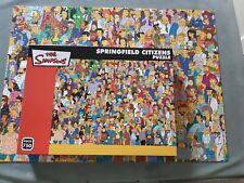 Simpsons 750 Peice Jigsaw