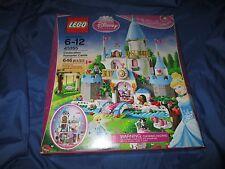 DISNEY PRINCESS Lego Sealed Minifigure Set #41055 ~Cinderella's Romantic Castle