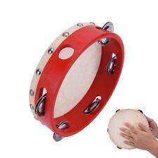 Musikalische Tamburin Tamborine Drum Round Percussion für KTV Parties