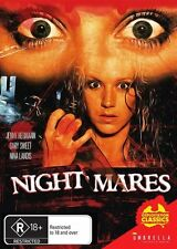 Horror Nightmares DVD Movies