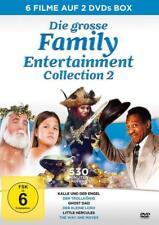 Die Grosse Family Entertainment Collection 2 (2015) - 6 FILME AUF 2 DVD - NEU