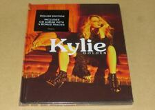 KYLIE MINOGUE GOLDEN 4 Extra Tracks Deluxe Edition BOOKPACK CD