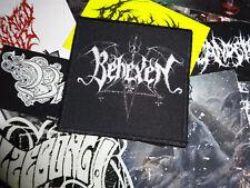 Behexen LOGO Patch Black Metal Horna