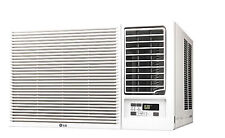 LG LW1816HR - 18,000 BTU 220V Window A/C w/ Heat: Remote & Window Vent Kit Incl.
