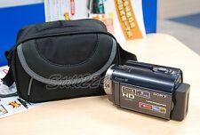 Samsung QF30 H300 F80BP Cámara Videocámara Caso Bolsa Correa para el Hombro Alta Calidad