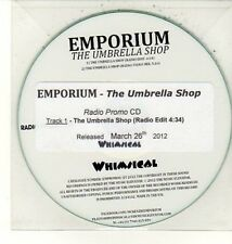 (DC899) Emporium, The Umbrella Shop - 2012 DJ CD