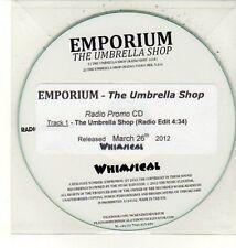 (DC899) Emporium, The Umbrella Shop - 2012 DJ CD
