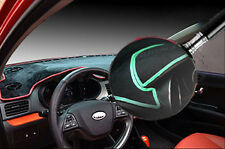 LHD Non Slip Velvet Sun Dash Board Cover For 2008 2011 Chevy Cruze