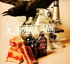 Birds and Microscopes...NORMA JEAN SEALED NEW CD (9)