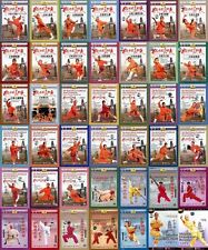 Real Chinese Traditional Shao Lin Kung Fu Complete Series by Shi Deci 45DVDs