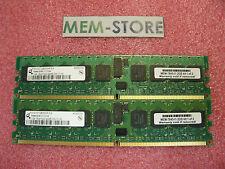 MEM-7845-I1-2GB 2GB(2X1GB) Memory Cisco MCS 7845-I1 New