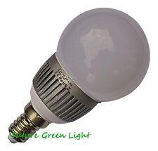 E14 SES GLOBE 12 SMD LED 240V 3.5W 215LM WHITE BULB ~40W