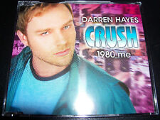 Darren Hayes Crush 1980 Me Rare Australian 5 Track CD Single E.P