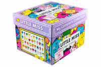 Little Miss Complete Collection 36 Books Box Set by Roger Hargreaves (Mr Men)