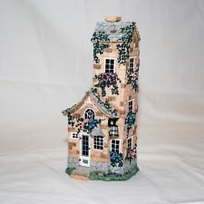 Ivy And Innocence Towering Cottage Limited Edition 05180 Reg. #1A/0531