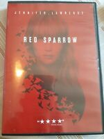 DVD  Red Sparrow  - Jennifer Lawrence