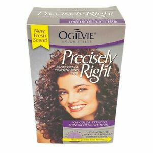 Ogilvie Precisely Right Perm Color Treated Thin or Delicate Hair 1 ct Ea