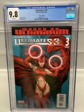 Ultimates 3 #3 CGC 9.8 HTF Frank Cho Variant Cheap Comics Marvel