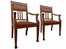paire de fauteuil américain Art & Craft