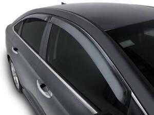 AL038C1001 Genuine Brand New Hyundai Sonata Weathershields Style Visors 2014-