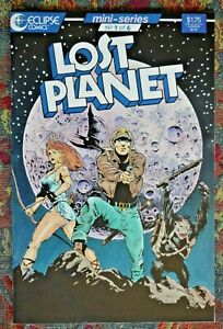 Lost Planet #1 VF (May 1987, Eclipse Comics)
