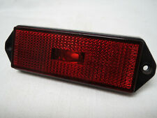 Alfa Romeo GTV-6 OEM REAR SIDE LIGHT LENS SEIMA 45.38 Red Alfetta factory