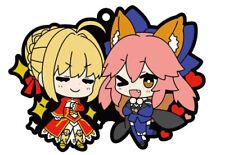 Fate Grand Order Saber Extra Caster Tamamo no Mae Rubber Mascot Buddycolle Strap