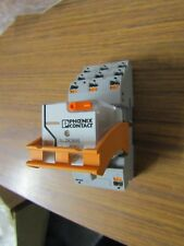 Phoenix Contact RIF-3 Power Relay Module assembled 120AC/3X21 - A9 7943667