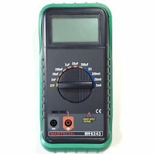 Mastech MY6243 LC Digital Multimeter, Capacitance and Inductance Tester