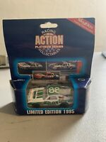 Skybox 1995 Racing Action Platinum Series Collectables #88 Darrell Waltrip