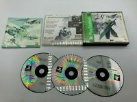 Sony PlayStation 1 PS1 CIB Complete Tested Final Fantasy VII 7 GH