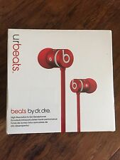 Beats By Dr. Dre Urbeats 2.0 In-ear Headphone *RED* Special Edition NEW