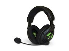 Turtle Beach TBS-2255-01 EarForce X12 Headset - Black