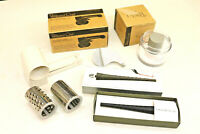 Lot PAMPERED CHEF Grater Ice Cream Sandwich Maker NUANCE Wine Gift Culinary FS