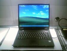 SOLIDARIETA' DIGITALE PC NOTEBOOK LAPTOP BENQ R23E 15 POLLICI WINDOWS XP 3