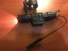 Surefire 6P Defender Tactical Flashlight w Tailcalp pressure switch filter etc