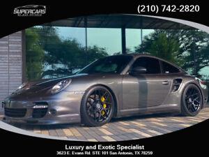 2007 Porsche 911 Turbo Coupe 2D