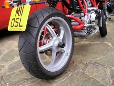 DUCATI MULTISTRADA 1000DS  CRASH MUSHROOMS REAR SLIDERS BOBBINS BUNGS NEW S2D