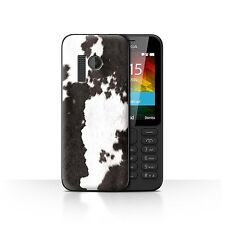 STUFF4 Phone Case for Nokia Smartphone/Animal Fur Effect/Pattern/Cover