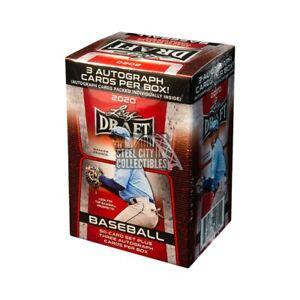 2020 Leaf Draft Baseball Hobby Blaster Box