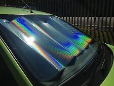 LASER SUN BLIND the best quality interior car shield screen XL van folding foil