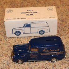 Eastwood Cast Metal 1950 GMC Panel Van Bank Series II 1989 Issue #1 *List C