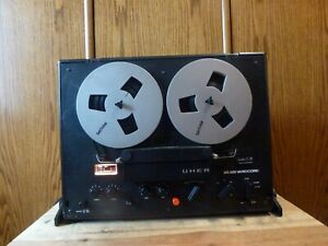 Gut Erhaltene Uher SG 520 Variocord Tonbandmaschine