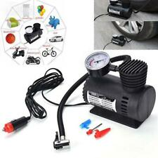 12VPortable Mini Air Compressor Electric Tire Inflator Pump For Emergency Relief