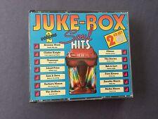 2 CD set JUKE-BOX SOUL HITS vol. 2 Wood Knight Trammps Drifters Climax Kinney