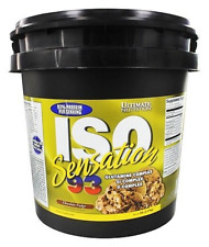 ULTIMATE NUTRITION ISO SENSATION 93 (5 LB) Whey Protein Isolate Cookies & Cream