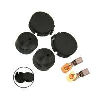 Carbon Brush + Brush Cap + Cover For Makita BGA450 BGA452 DGA452 GA400 BGA402