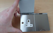 Twin Floor SKT Stainless Steel Socket Electrical Socket Great Value!