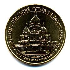 75018 Montmartre, Sacré-Coeur, Sanctuaire Miséricorde, 2017, Monnaie de Paris