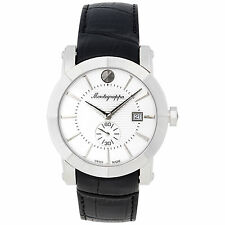 Montegrappa NeroUno Sub Seconds Men's Watch Swiss Made IDNUWAIW  Swiss Made